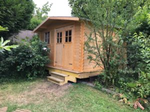 Read more about the article Installation de chalet