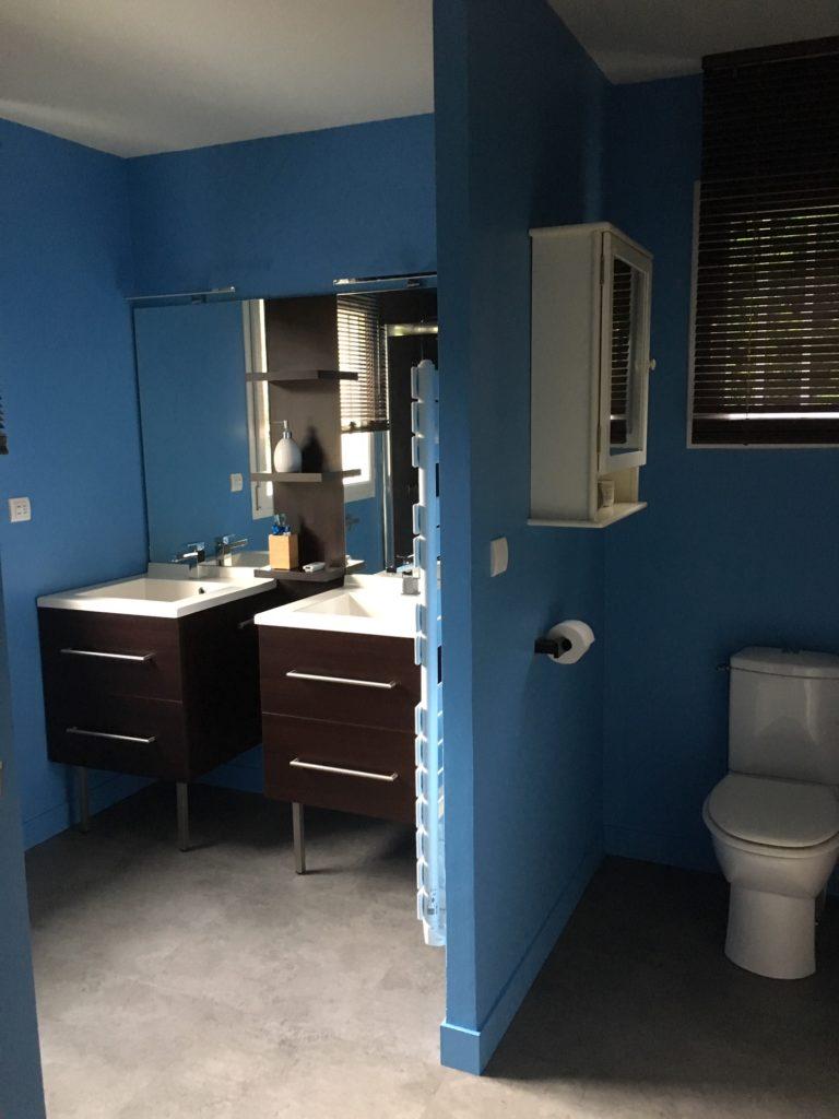 Amenagement salle de bains